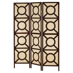 Wildon Home ® 3 Panel Room Divider