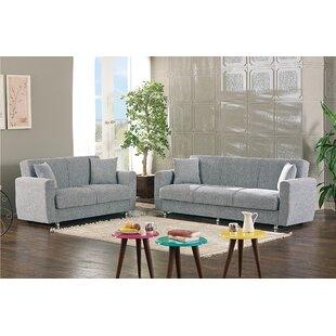 Beyan Signature Niagara Convertible Sofa