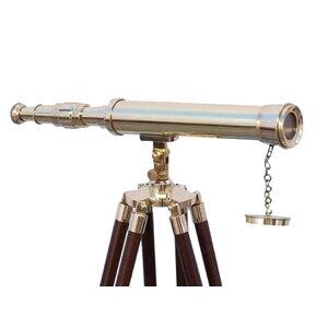 Harley Floor Standing Master Refractor Telescope