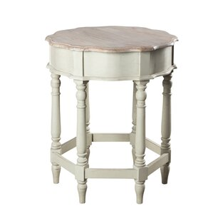 Late-Victorian Large Side Table by Wildon Home