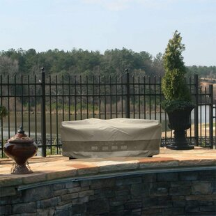 Freeport Park Fire Pit Cover with Elastic Fastener