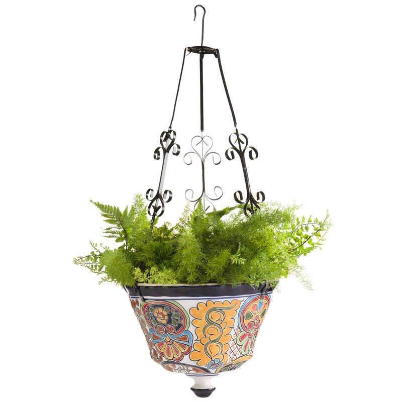 Garden Supplies Hanging Seeder Set,espresso Brown Indoor Or Outdoor Rattan Basket Hanging Basket Hanging Pot Hanging Baskets
