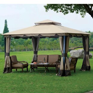Replacement Canopy for 10' W x 12' D Monterey Gazebo by Sunjoy
