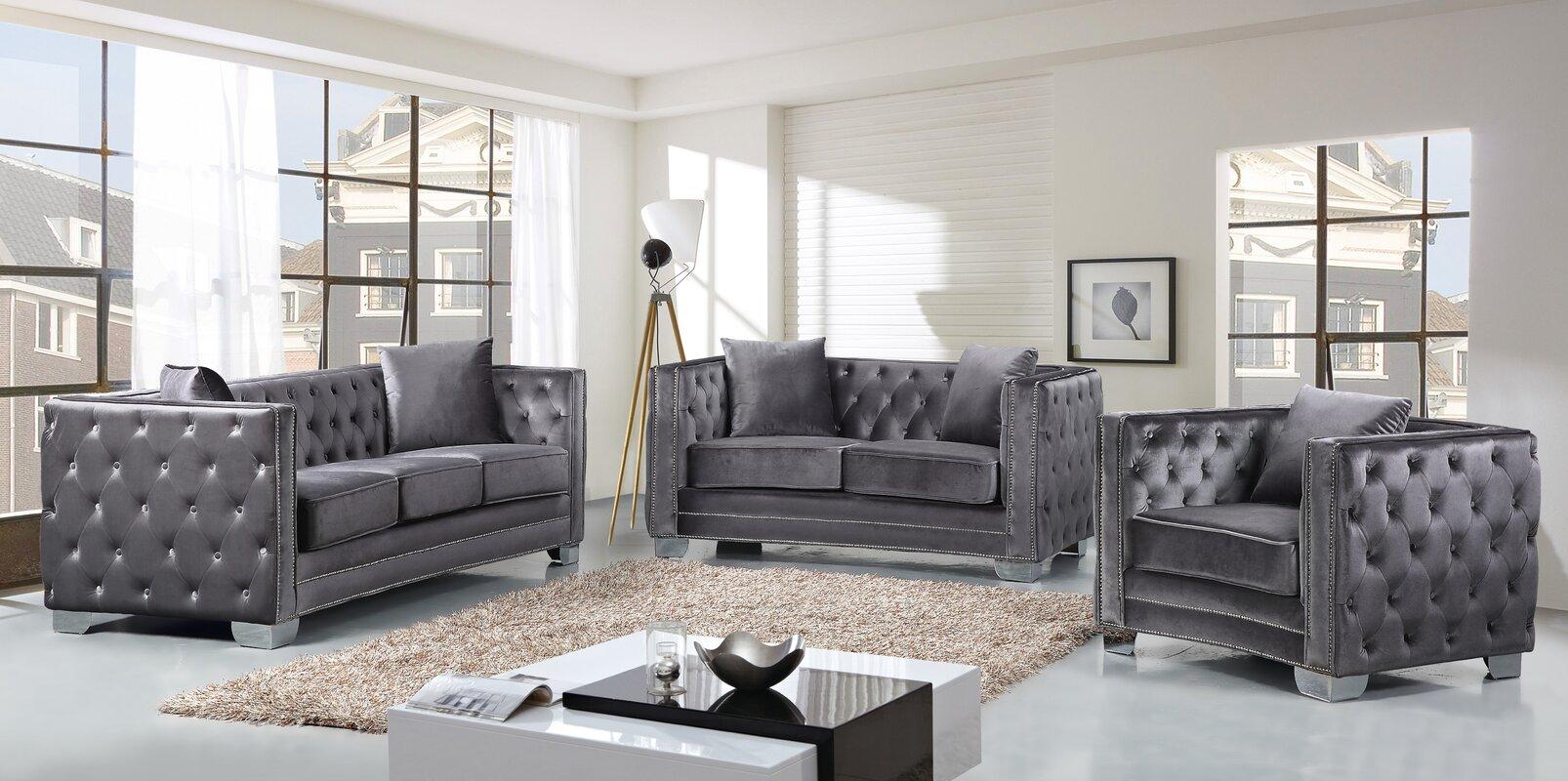 100 gray velvet chair mid century modern arm lounge chair w