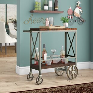 Mellie Bar Cart by Trent Austin Design