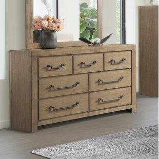 Schwab 7 Drawer Dresser