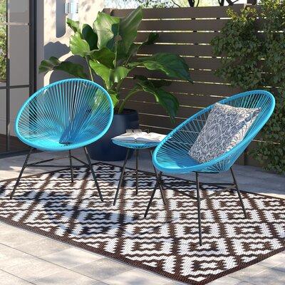 2-Sitzer Balkonset | Garten > Balkon > Balkon-Sets | Home Loft Concept