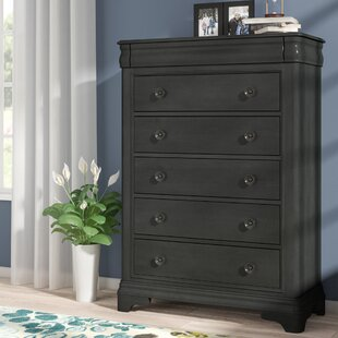 Three Posts Segars 6 Drawer Chest