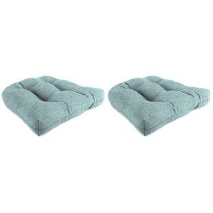 Charmant Indoor Wicker Chair Cushions | Wayfair