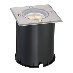 Eurofase Square Inground 3 Light LED Deck Light