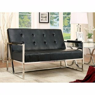 Compare prices Carn Loveseat by Orren Ellis Reviews (2019) & Buyer's Guide