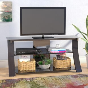 Best Reviews Edgewood TV Stand for TVs up to 55 by Ebern Designs Reviews (2019) & Buyer's Guide