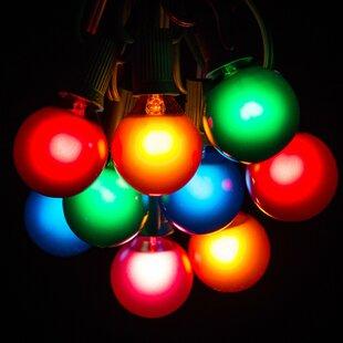Hometown Evolution, Inc. 100-Light Globe String Lights