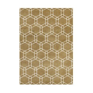Online Reviews Winchester Bay Hand-Tufted Taupe Area Rug By The Conestoga Trading Co.