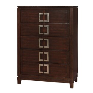 Everson 5 Drawer Chest