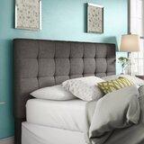 Ivette Upholstered Panel Headboard by Charlton Home®