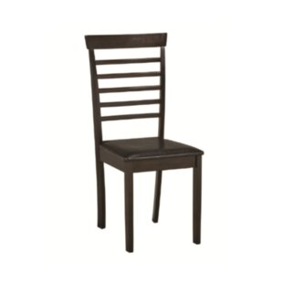 Rieger Dining Chair (Set of 2) Canora Grey