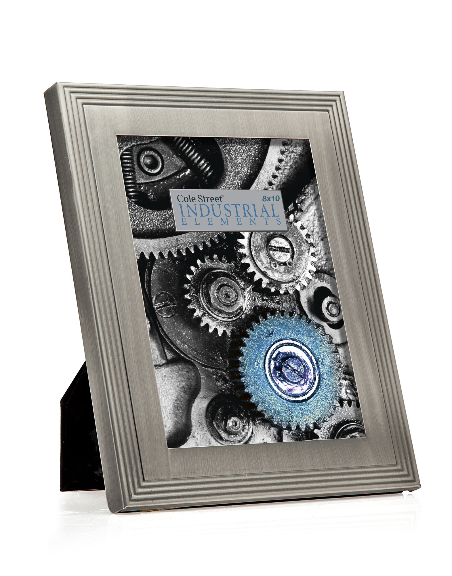 Philip Whitney Outer Lined Pewter Picture Frame Wayfair