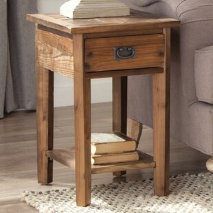 Shop for Nagel Chairside Table By Laurel Foundry Modern Farmhouse