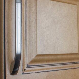 Universal Sleek Cabinet Center Arch Pull