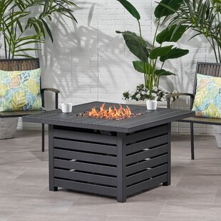 Bellagio Iron Propane Fire Pit By Home Loft Concepts