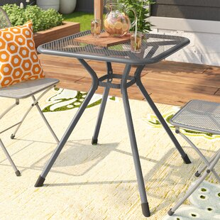Denney Metal Bistro Table