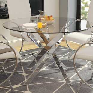 Felisha Dining Table by Orren Ellis Coupon