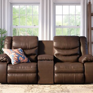 Darby Home Co Summey Reclining Loveseat
