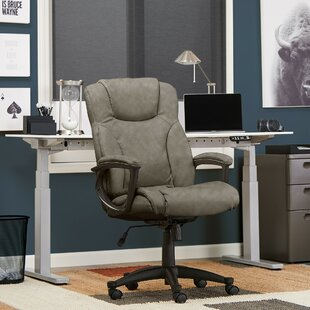 Style Hannah II Executive Chair by Serta at Home Best #1