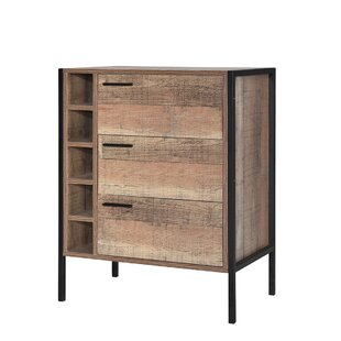 Terrence Bar With Wine Storage By Williston Forge