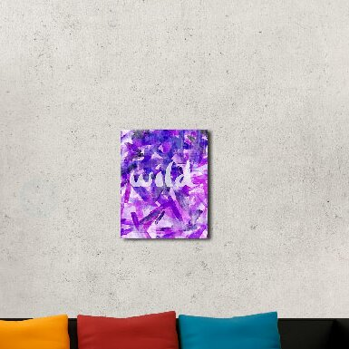 Ptm Epic Graphic Art On Wrapped Canvas Wayfair