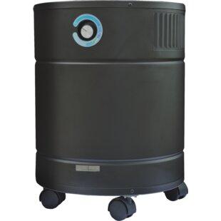 AirMedic Pro 5 HD Smoke-UV Room HEPA Air Purifier