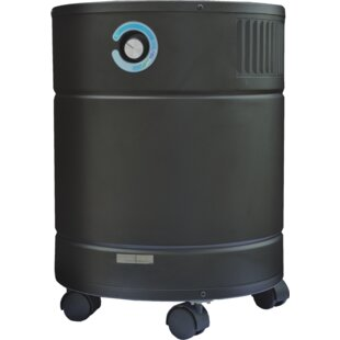 AirMedic Pro 6 HD Vocarb-UV Room HEPA Air Purifier