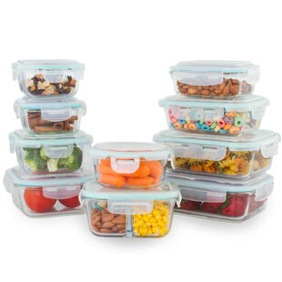 Kaneko 10 Container Food Storage Set