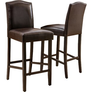 Check Prices Baltimore 30 Bar Stool (Set of 2) by Alcott Hill Reviews (2019) & Buyer's Guide