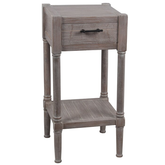 Enjoyable Diawara End Table With Drawer Andrewgaddart Wooden Chair Designs For Living Room Andrewgaddartcom
