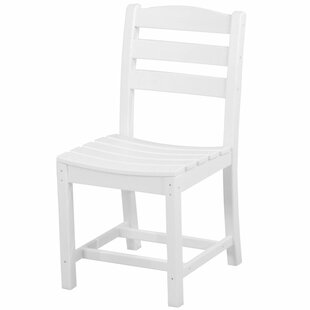 La Casa Caf? Patio Dining Chair (Set of 2) by POLYWOOD?
