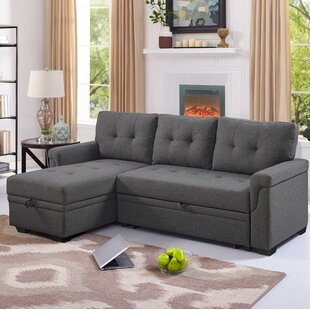 Reversible Sleeper Sectionals Free Shipping Over 35 Wayfair