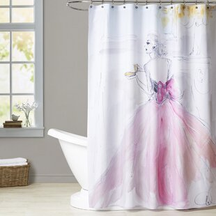 Annabesook Afternoon Tea Single Shower Curtain by House of Hampton Savings