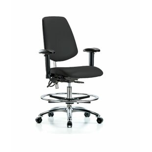 Vincent Ergonomic Drafting Chair by Symple Stuff Today Only Sale