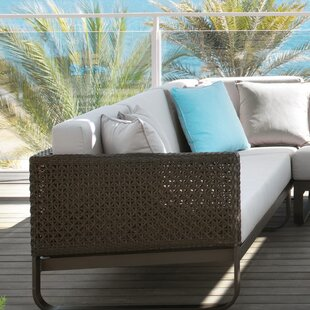 Cosmos Right Arm Sectional Piece With Cushions Image