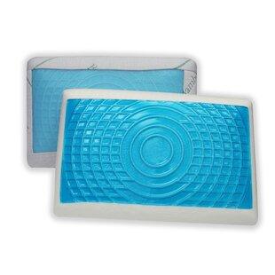 Cool Gel Memory Foam Standard Pillow