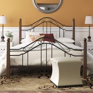Metal Fleur De Lis Living Beds You Ll Love In 2021 Wayfair