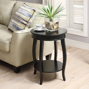 Compare Armory End Table by Winston Porter