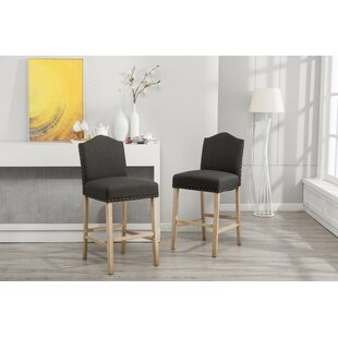 Clarrie 30.25 Bar Stool (Set of 2)
