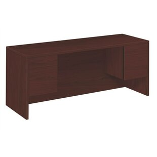 10500 Series Executive Desk with Hutch