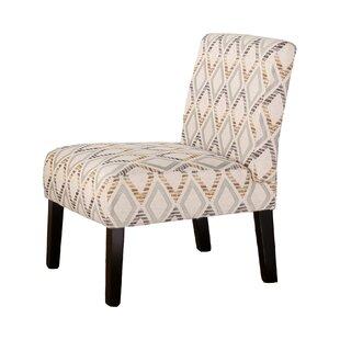 Winston Porter Kernberry Slipper Chair