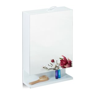 33cm X 55cm Wall Mounted Cabinet By Symple Stuff