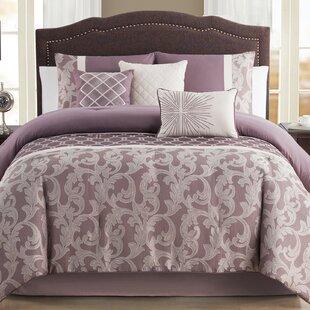 Witte 7 Piece Comforter Set