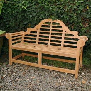 Anderson Teak Marlborough Teak Garden Bench